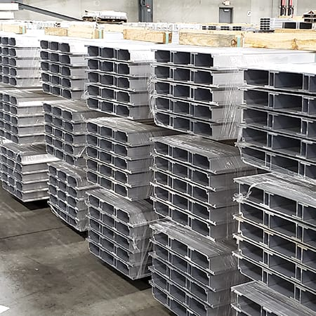 nanshan america's aluminum products range from 50% to 85% post-industrial and post-consumer scrap